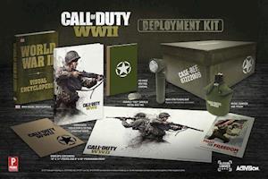Bog hardback Call of Duty: WWII af Prima Games