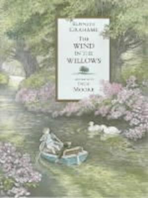 Bog hardback The Wind in the Willows af Kenneth Grahame Inga Moore