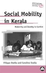 Social Mobility in Kerala (Anthropology, Culture, and Society)