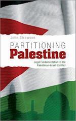 Partitioning Palestine