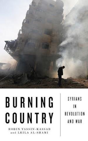 Bog, paperback Burning Country af Robin Yassin-Kassab