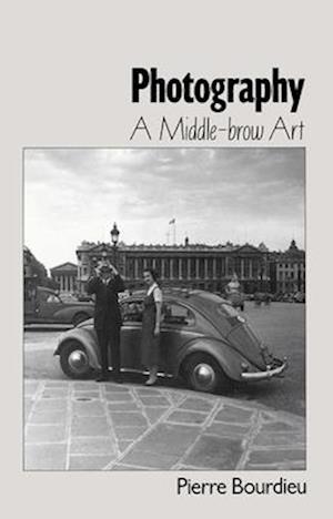Bog, paperback Photography af Pierre Bourdieu