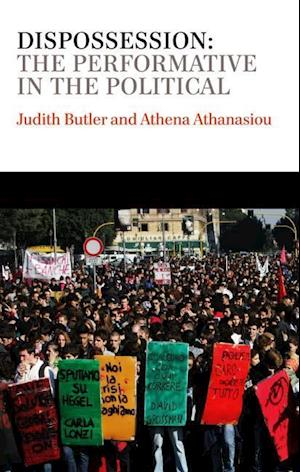 Bog paperback Dispossession af Judith Butler