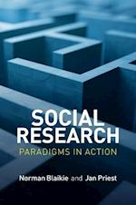 Social Research - Paradigms in Action af Norman Blaikie