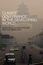 Climate Governance in the Developing World af Charles Roger