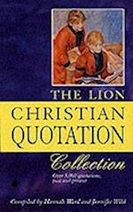 The Lion Christian Quotation Collection af Hannah Ward