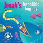 Jonah's Incredible Journey (Finger-trail Animal Tales)