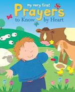My Very First Prayers to Know by Heart af Lois Rock, Alex Ayliffe