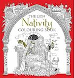 The Lion Nativity Colouring Book af Antonia Jackson