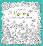 The Lion Psalms Colouring Book af Antonia Jackson