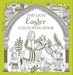 The Lion Easter Colouring Book af Antonia Jackson