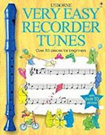 Very Easy Recorder Tunes (Activities)