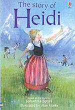 The Story of Heidi (Usborne Young Reading)