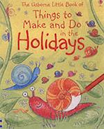 Little Book Of Holiday Activities (Things to Make and Do)