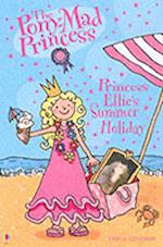 Princess Ellie's Summer Holiday af Diana Kimpton, Lizzie Finlay