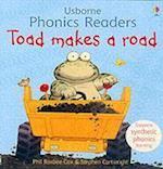Toad Makes A Road Phonics Reader (Phonics Readers)