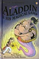 Aladdin and His Magical Lamp (3 11 Young Reading Series One with Audio CD)