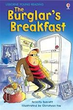 The Burglar's Breakfast af Felicity Everett, Christyan Fox