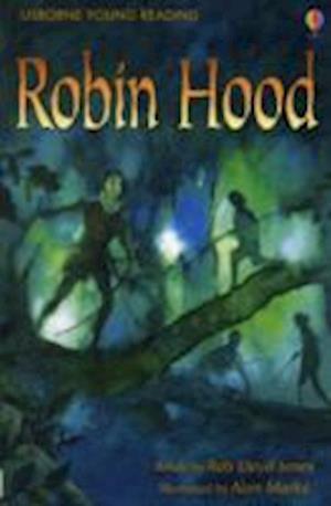 Bog, hardback Robin Hood af Alan Marks, Rob Lloyd Jones