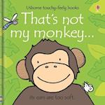 That's Not My Monkey af Rachel Wells, Fiona Watt
