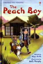 The Peach Boy (Usborne First Reading, nr. 3)