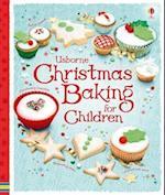 Christmas Baking Book for Children (Usborne First Cookbooks S)