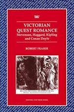 Victorian Quest Romance (Writers and Their Work (Unnumbered))
