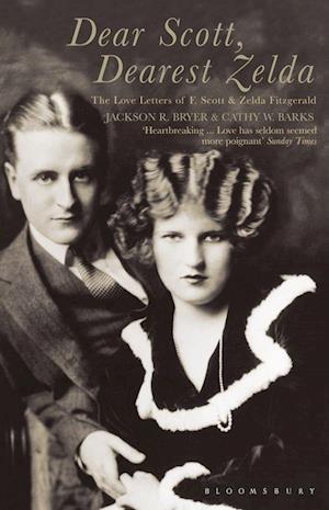 Bog paperback Dear Scott Dearest Zelda af Cathy W Barks Zelda Fitzgerald F Scott Fitzgerald