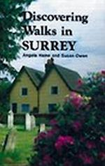 Discovering Walks in Surrey (Discovering)