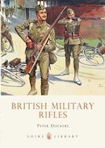 British Military Rifles (Shire Album, nr. 445)