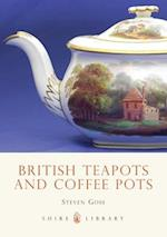 British Teapots and Coffee Pots af Steve Goss