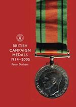 British Campaign Medals, 1914-2005 (Shire Album S, nr. 393)