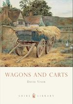 Wagons and Carts (Shire Library, nr. 467)