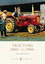 Tractors (Shire Library, nr. 577)