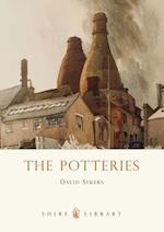 The Potteries (Shire Library, nr. 62)