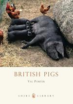 British Pigs (Shire Library, nr. 340)