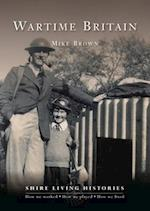 Wartime Britain af Mike Brown