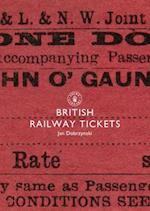 British Railway Tickets (Shire Library, nr. 637)