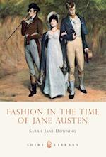 Fashion in the Time of Jane Austen af Sarah Downing