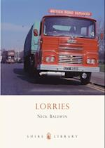 Lorries (Shire Library)