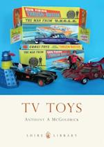 TV Toys (Shire Library, nr. 723)