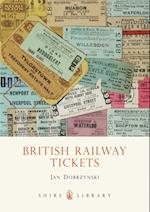 British Railway Tickets (Shire Library)
