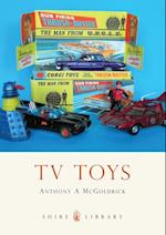 TV Toys (Shire Library)