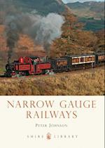 Narrow Gauge Railways (Shire Library)