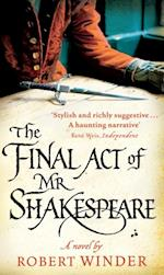Final Act Of Mr Shakespeare