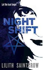 Night Shift af Lilith Saintcrow