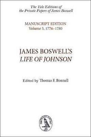 Bog, hardback James Boswell's Life of Johnson af Robert Bruce, james Boswell, Thomas F Bonnell