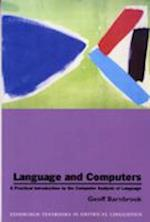 Language and Computers (Edinburgh Textbooks in Empirical Linguistics)