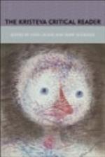 The Kristeva Critical Reader