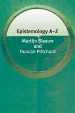 Epistemology A-Z af Duncan Pritchard